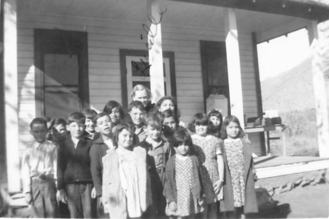 "Portal School ""Little Room"" 1938"